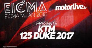 VIDEO | KTM Duke 125 2017