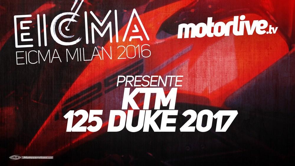 VIDEO   KTM Duke 125 2017