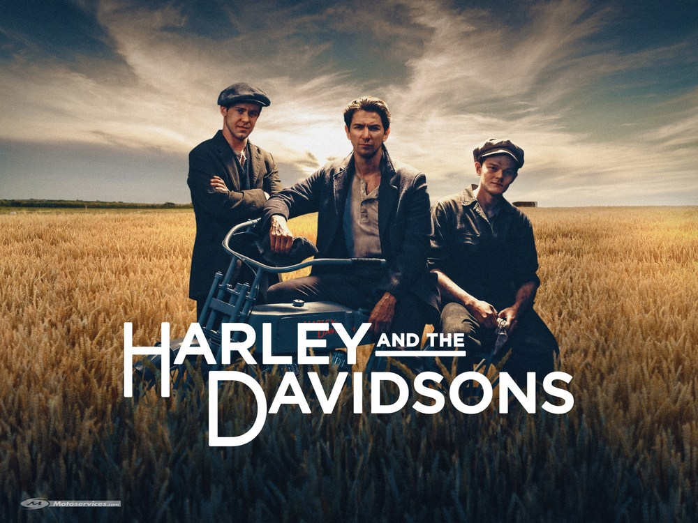 Harley and the Davidsons débarquent sur Discovery Channel