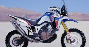 Nouveauté 2017 – Honda Africa Twin Enduro Sports Concept
