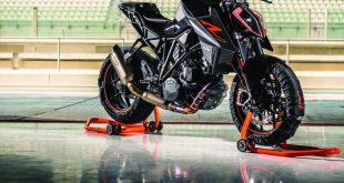 Nouveauté 2017 : KTM 1290 Super Duke R