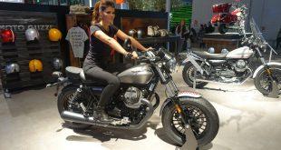 Nouveauté 2017 : Moto Guzzi V9 Bobber