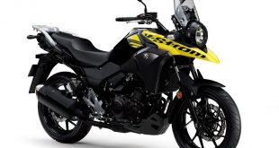 Nouveauté 2017 : Suzuki V-Strom 250 2017