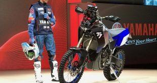 Nouveauté 2017 : Yamaha T7 Concept