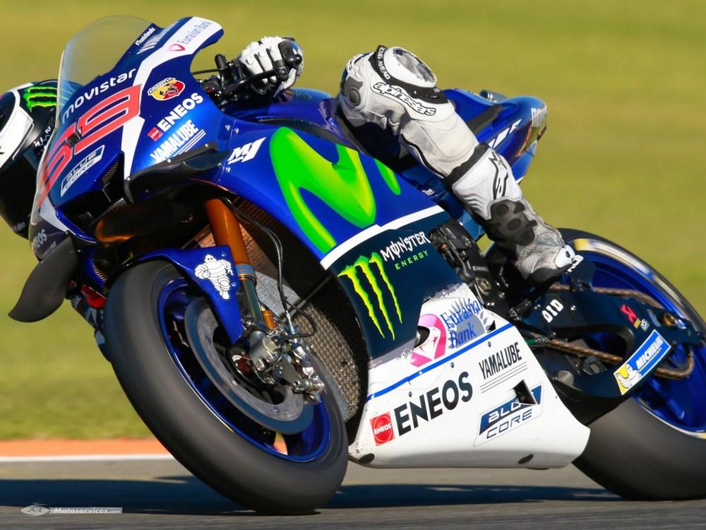 MotoGP 2016 à Valence : Vendredi, Lorenzo