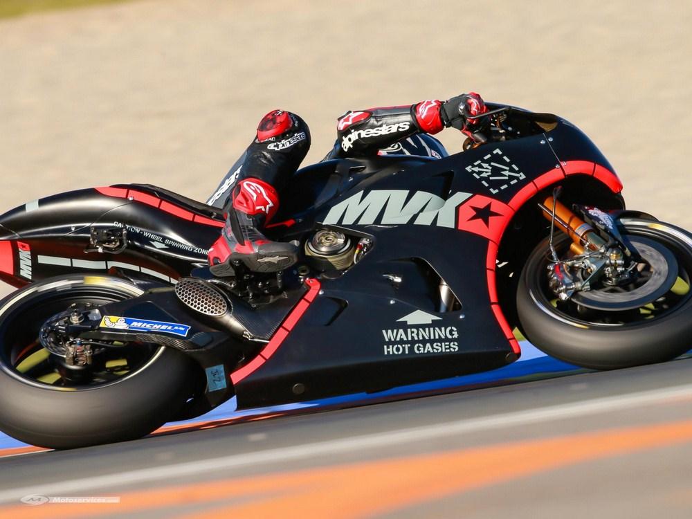 MotoGP 2017 en essais à Valence : Vinales « Same player shoots again »
