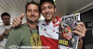 MotoGP : « Rossi, la légende »