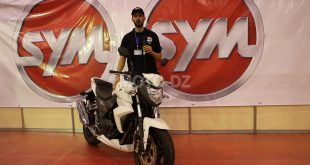 AutoWest 2016: SYM WOLF 250 Ni