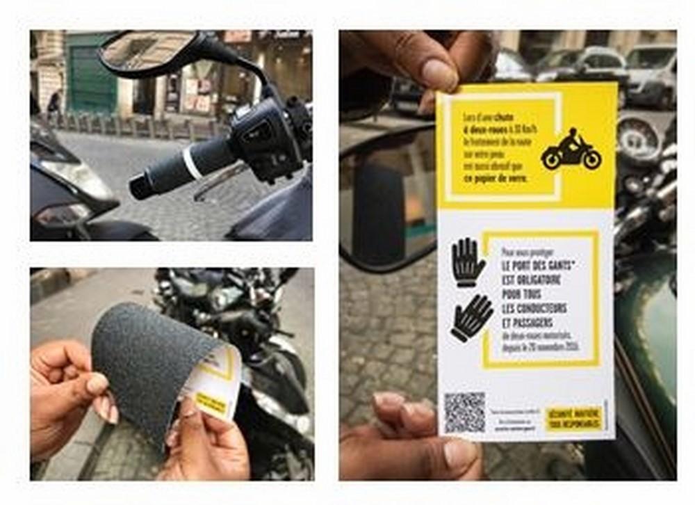 Sécurité routière : opération papier