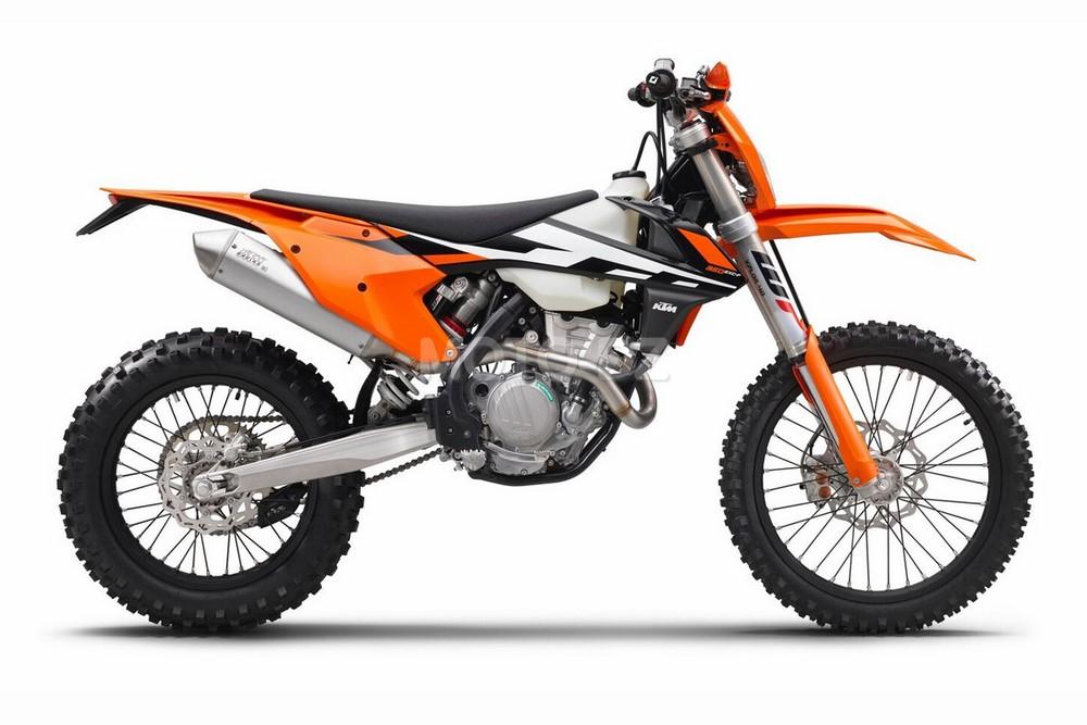 Moto verte: 2017-ktm-350exc-f