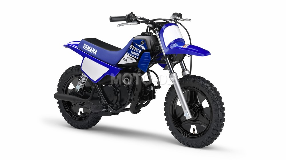 mini moto: yamaha pw50