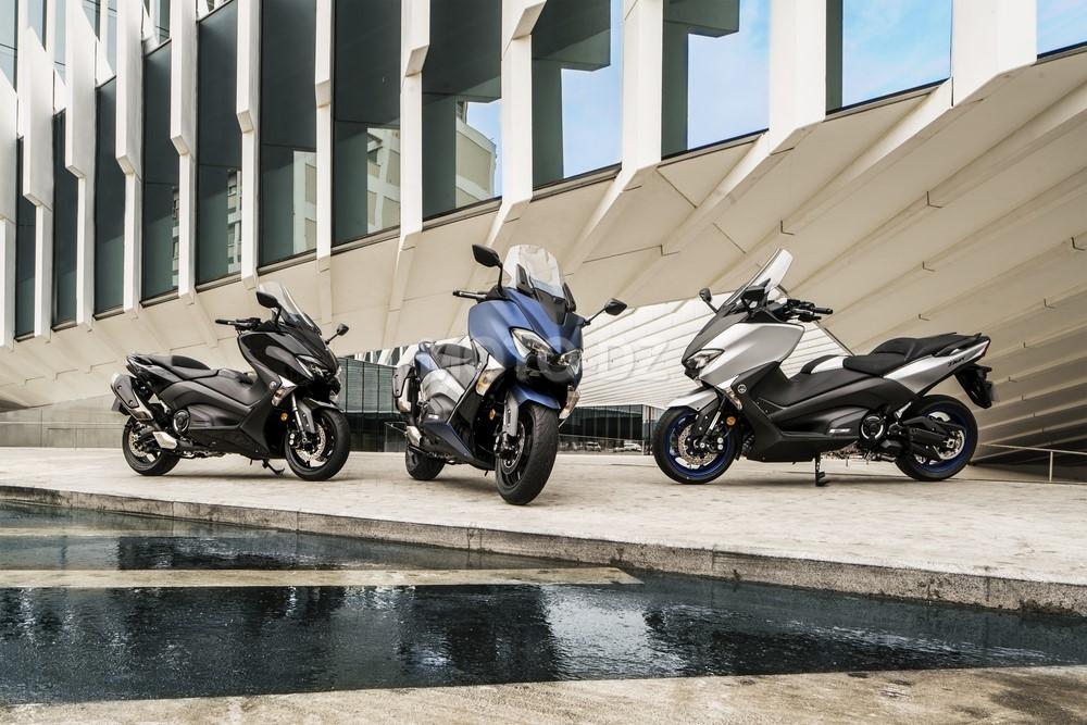 scooter: yamaha tmax