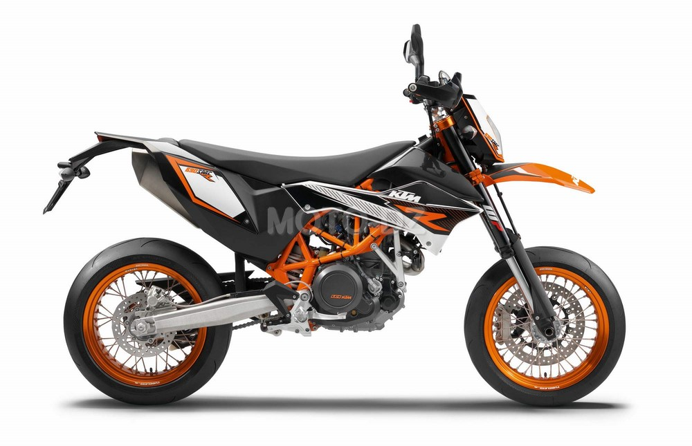 Supermotard: ktm-690-smc