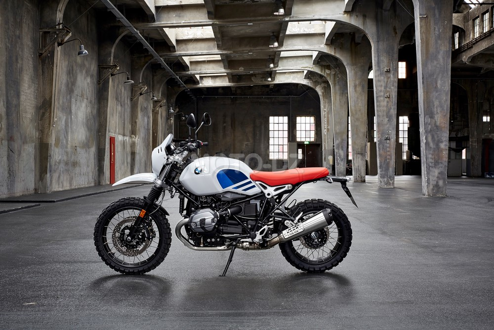 neo retro: bmw-r-ninet urban GS