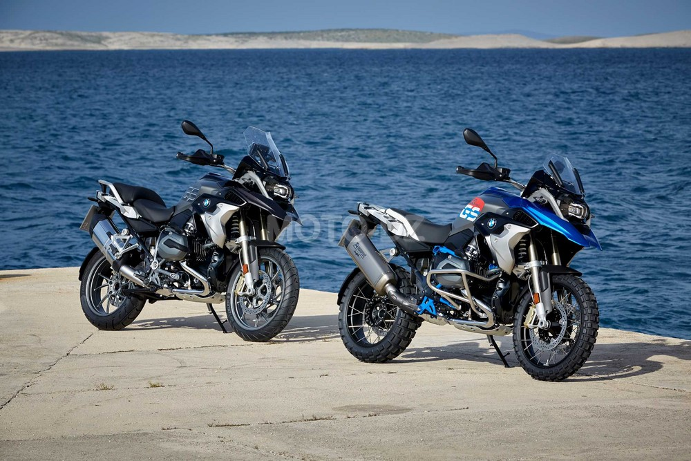 Trail: BMW R1200GS ADVENTURE