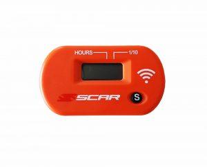 SCAR, le compteur d'heure couleur sans fil distribué par BIHR