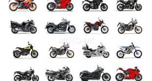 types de motos