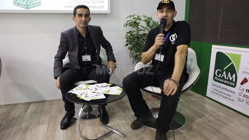 Assurance moto : nouveau pack multi-risques GAM Assurances