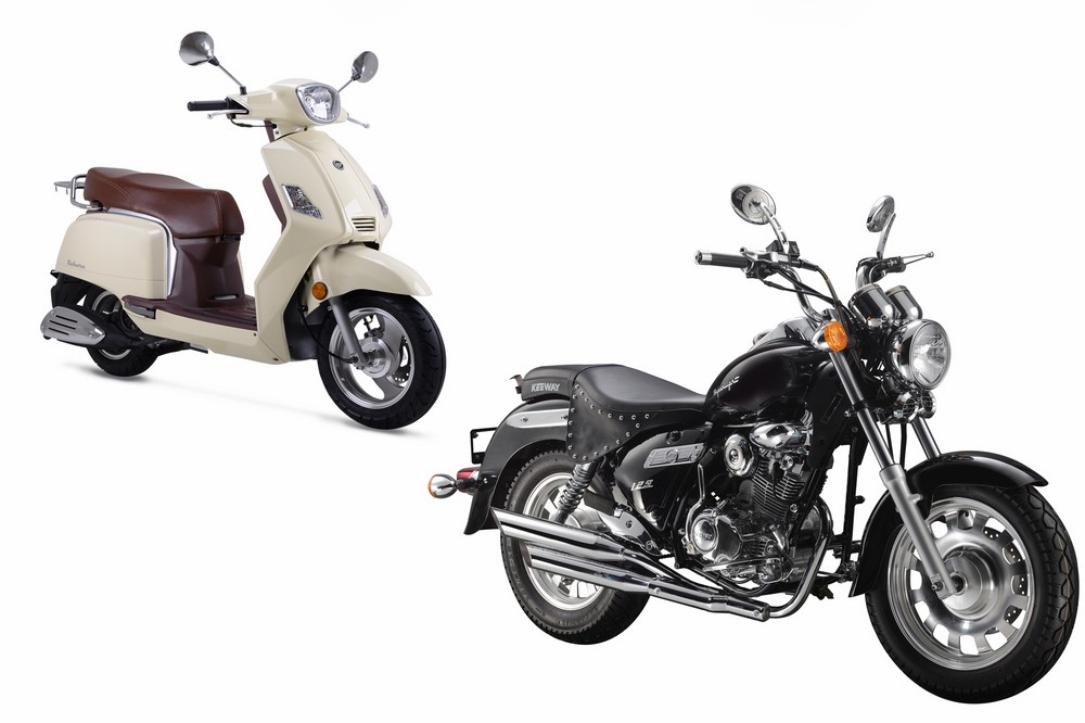 keeway 2017 tarifs motos et scooters 125 et 50 euro4 moto dz. Black Bedroom Furniture Sets. Home Design Ideas