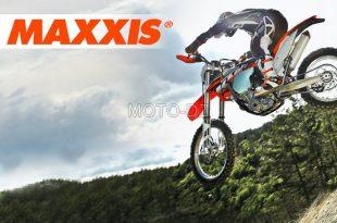 Maxxis Algérie élargit sa gamme de pneu moto
