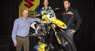 Reconduction du partenariat avec le team Suzuki MXGP et BIHR