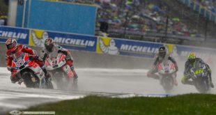 MotoGP 2017 : Michelin va faire des tests