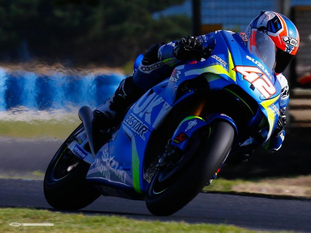 MotoGP 2017, tests en Australie, jour 3
