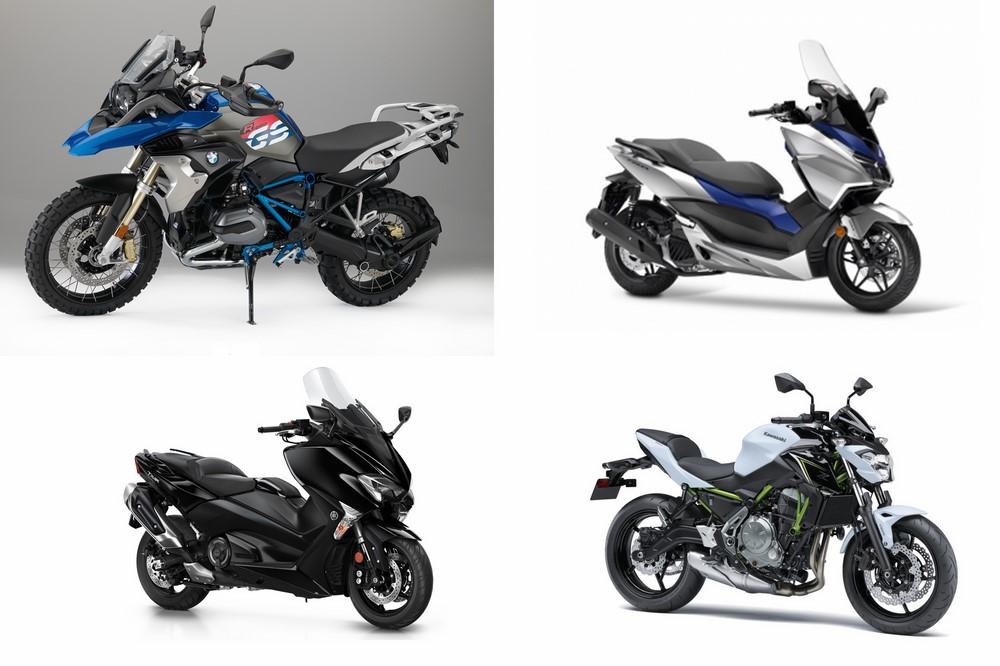 march moto scooter mars 2017 les mtt1 des permis a2 d collent moto dz. Black Bedroom Furniture Sets. Home Design Ideas