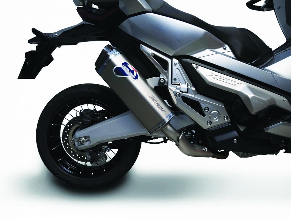 Termignoni sonorise le Honda X-ADV