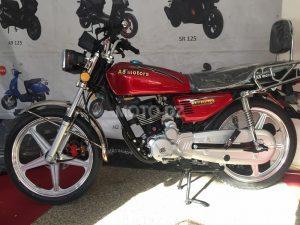 AS MOTOR 125 C5