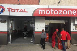 MotoZone Total vous offre la main d'œuvre sur toutes les vidanges moto !