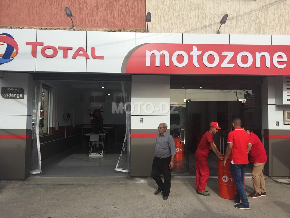 TOTAL motozone 12