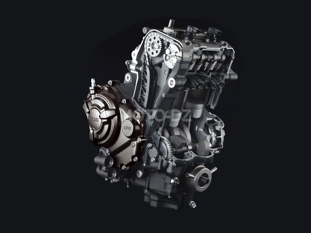yamaha mt-07 moteur