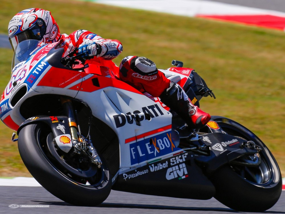 Formidable victoire de Ducati