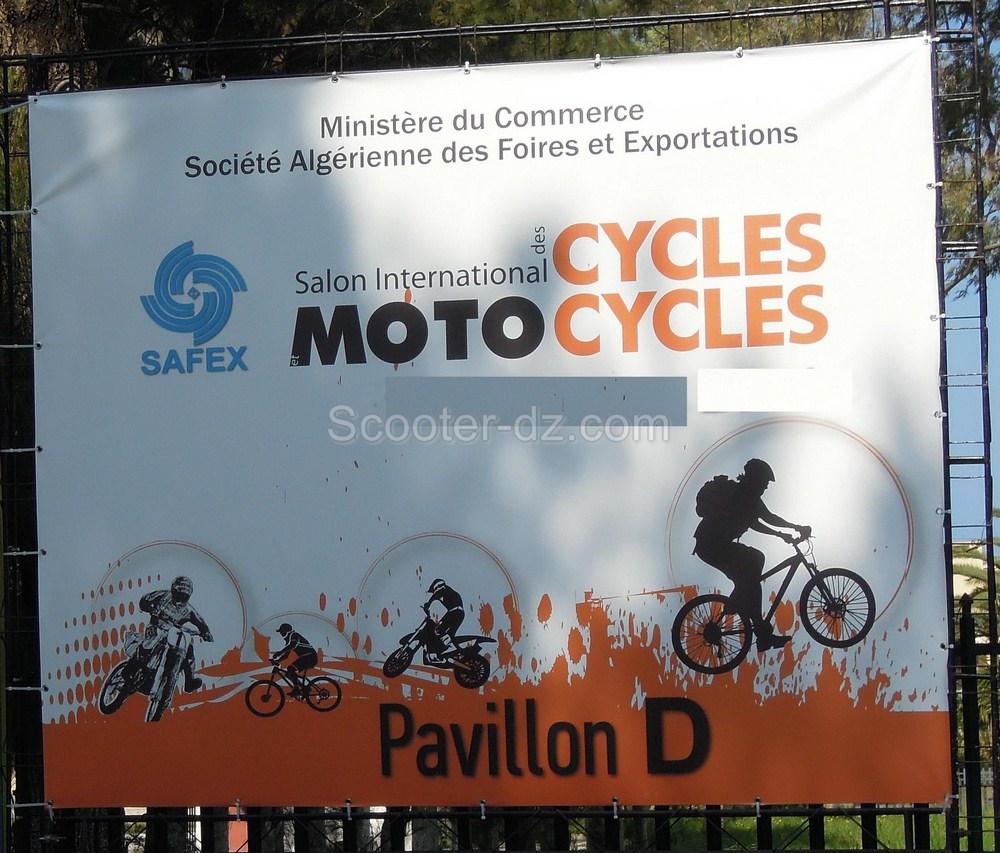 4ème édition du Salon International des Cycles et Motocycles annulée