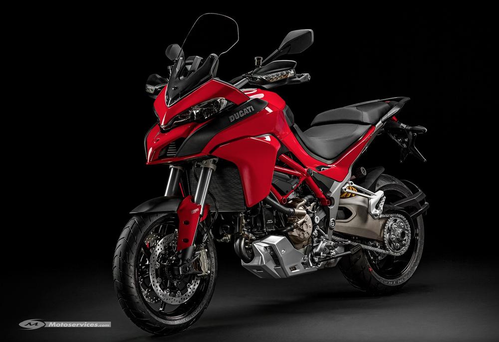 Une Ducati Multistrada 1260 pour 2018