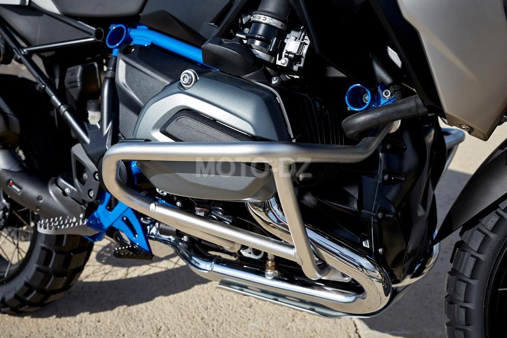 bmw r 1200 gs rallye moteur