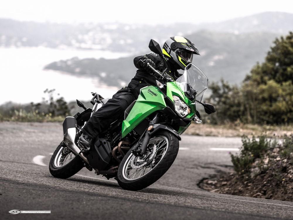 Rappel Kawasaki Versys-X 300