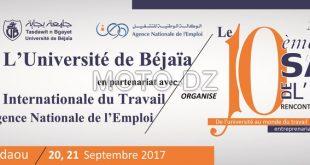 VMS Industrie participe au Salon de l'Emploi de Bejaïa