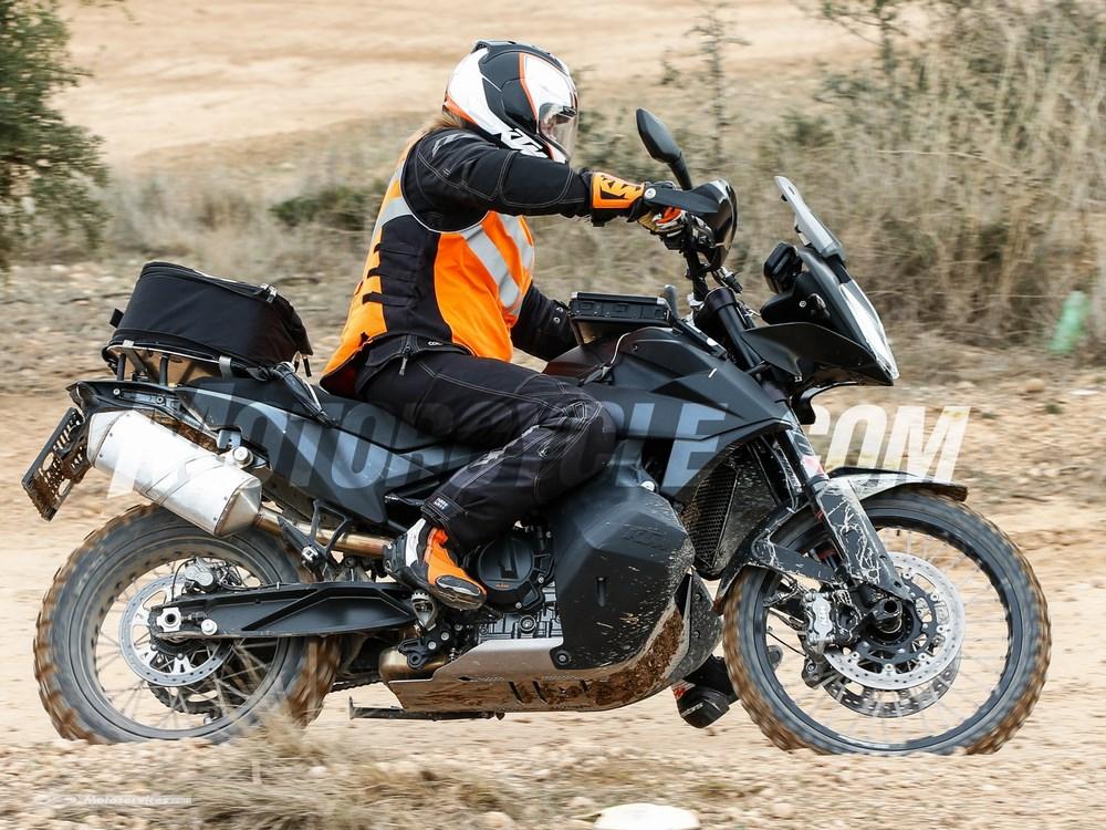 KTM 790 Adventure : 3 versions pour 2019