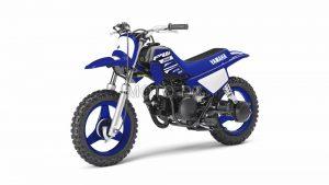 Yamaha Algérie : moto cross enfant PW 50