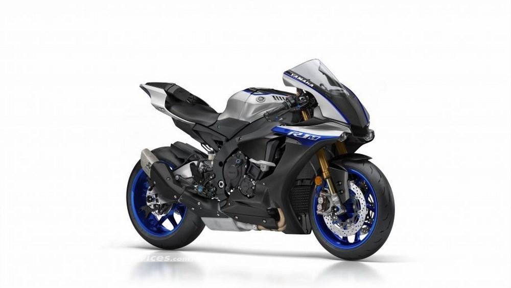 Yamaha R1M 2018 : les réservations sont ouvertes !