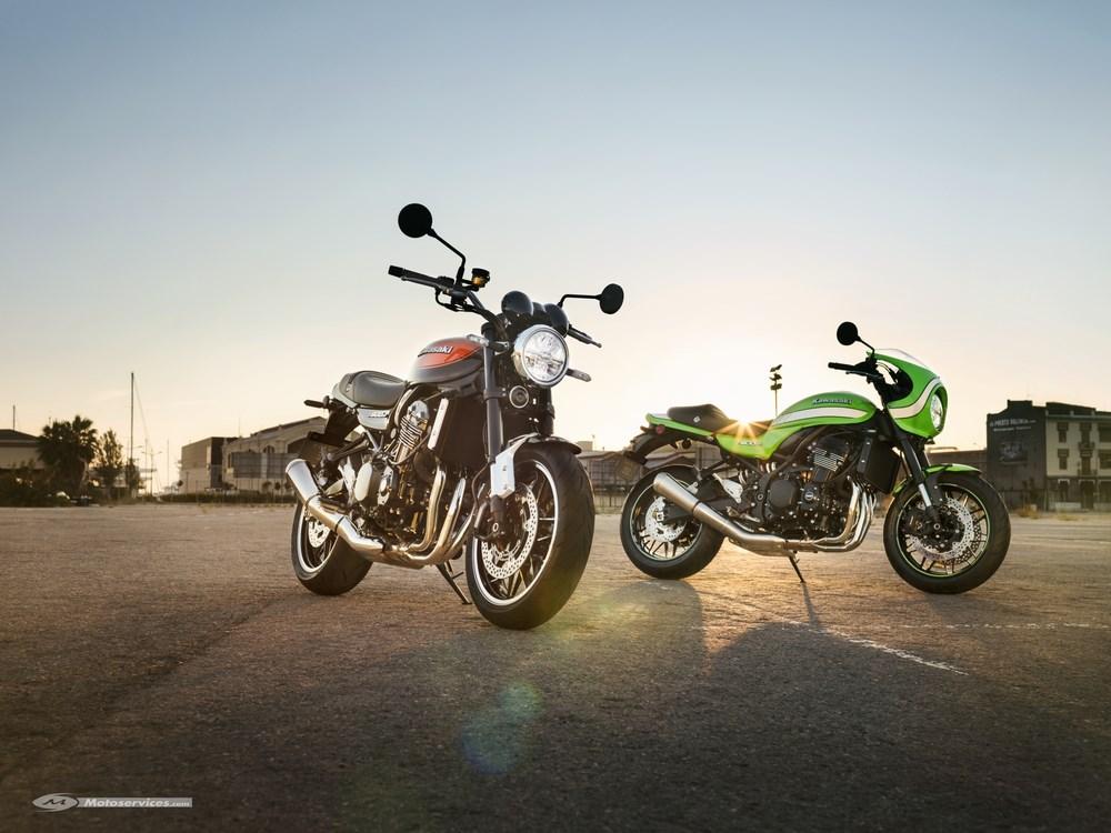 Nouveautés Kawasaki 2018 Prix Et Disponibilités Moto Dz