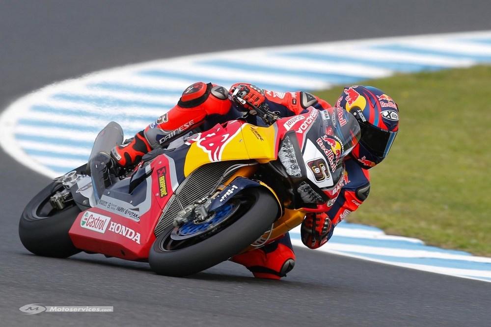 MotoGP 2018 : Stefan Bradl pilote de réserve chez Honda HRC