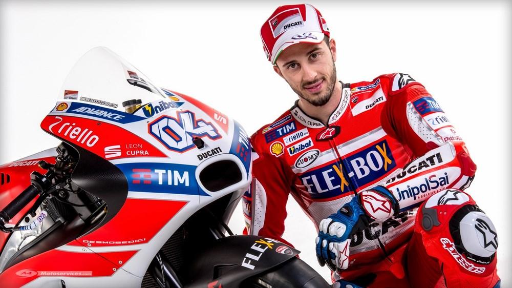 MotoGP 2017 : Dovizioso balance, des baffes pour Ducati, Lorenzo et Rossi …