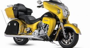Indian Scout et Roadmaster Icon Paint Series : guirlande de couleurs !