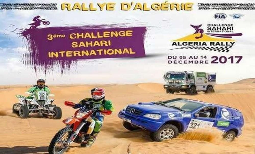 """Rallye """"Challenge Sahari international"""" : l'Algérie remporte deux titres dans les catégories SSV et Quad"""