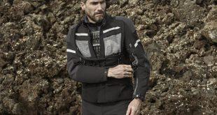 Spidi Armakore : la veste touring pour toutes les saisons