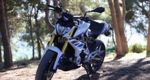 Galeries images BMW G 310 R