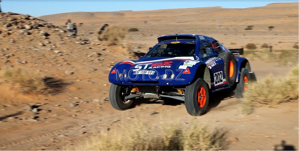 """Rallye """"Challenge Sahari"""" : Thierry Bunel remporte la 7ème étape"""